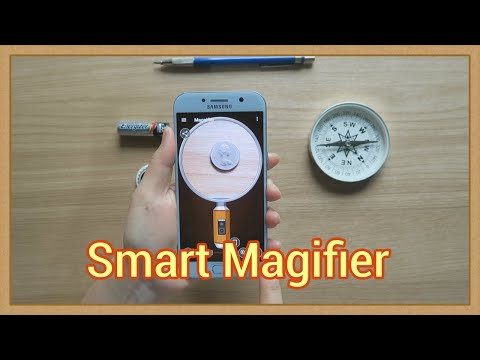 Smart Magnifier  For Pc - Download For Windows 7,10 and Mac