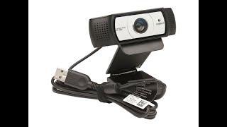 Розпакування Full HD камери для стримов Logitech C930e і тести