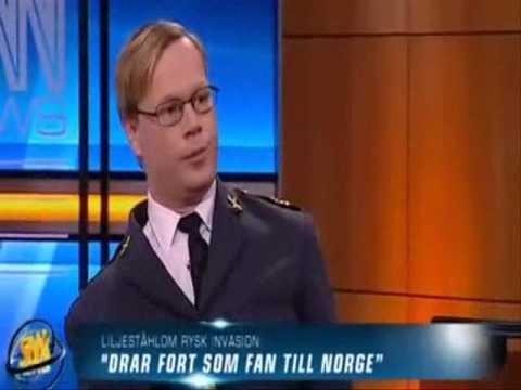 Шведский юмор - 'Готова ли Швеция к нападению российских войск?' Скачать в HD