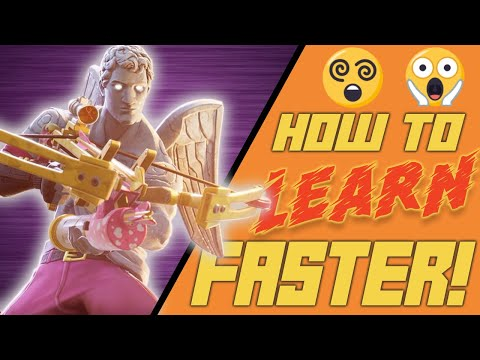 Fortnite: How to Learn FASTER - Just LEARN From Your Mistakes (2018)