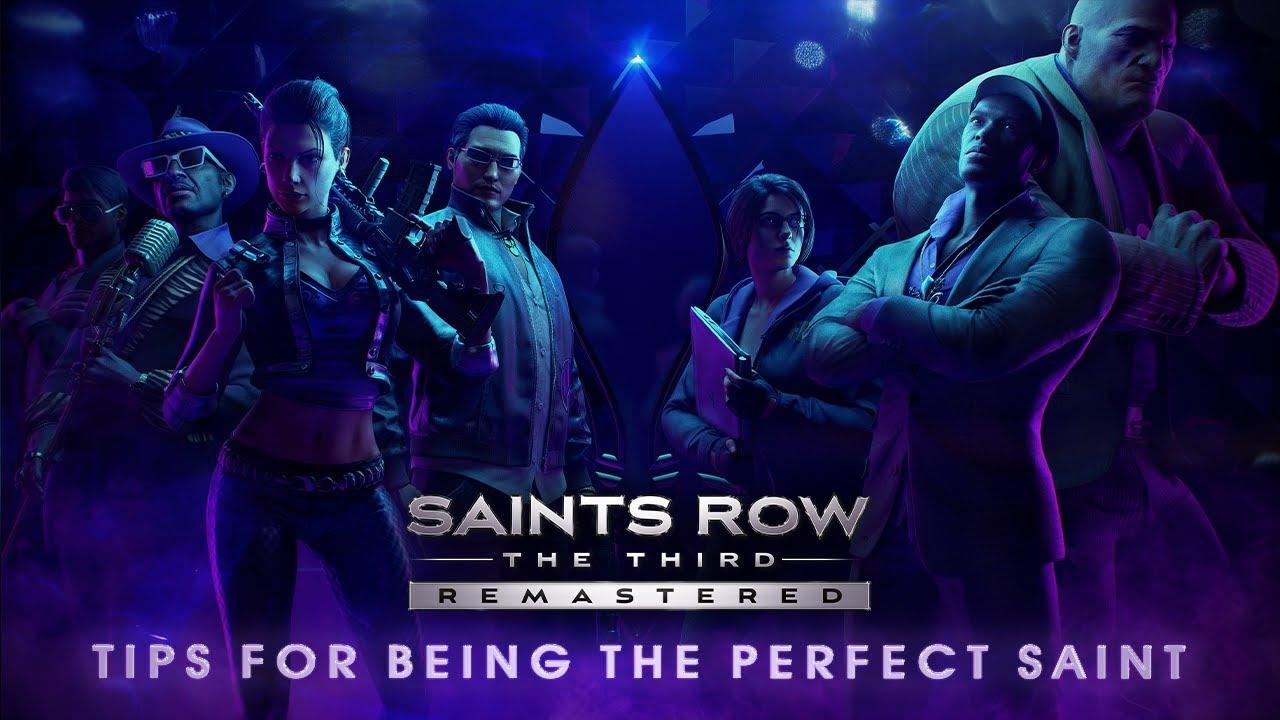 Saints Row: The Third Remastered - Saints Hacks