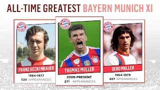 Best FC Bayern Munich Players of All Time