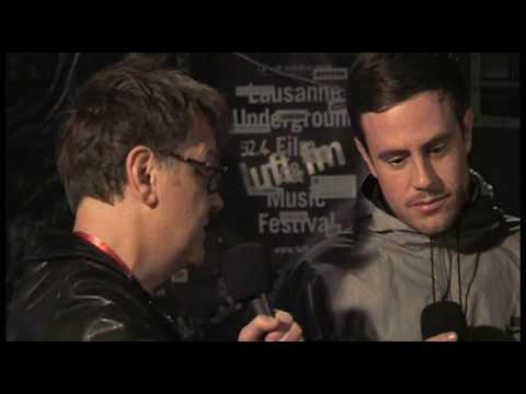 Interview de Michael Gendreau – LUFF 2009