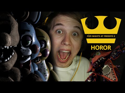Jirka Hraje - Five Nights at Freddy´s 2 - Hororovka!
