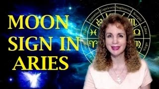 MOON IN ARIES Horoscope Zodiac Sign & Astrology Angel (aries moon sign)