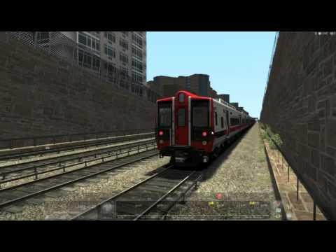 Train Simulator 2016: Grand Central To New Haven Union Metro: Metro North Kawasaki M8