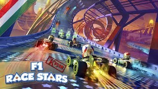"F1 Race Stars: Co-op Gameplay - European Event 1/3 ""Italy"" (PC) (HUN) (HD)"