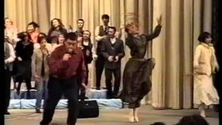 Служение 1997г Группа прославления (1)