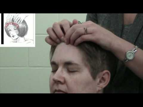 Scalp Massage: Cosmetology 30