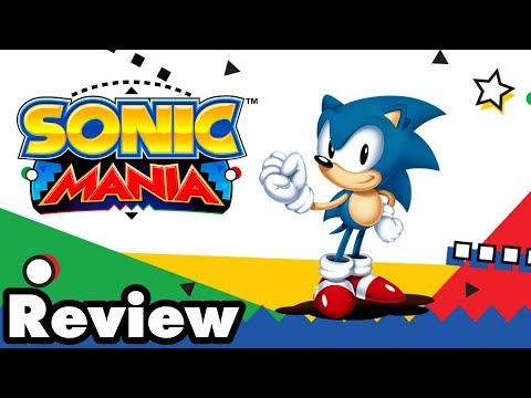 Sonic Mania Review – Blue Skies Ahead