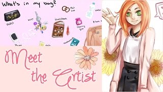 Meet Jess ~ [Speedpaint + Gelaber] #MeetTheArtist