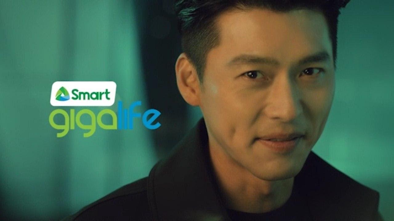 Join Hyun Bin in the Smart Gigalife
