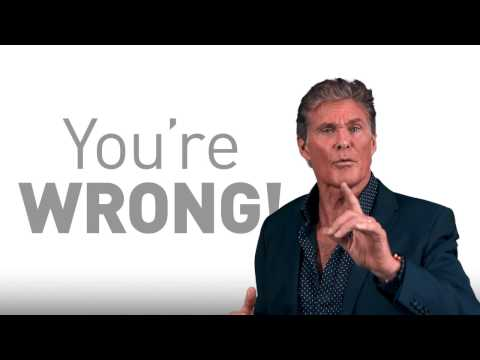 Hasselhoff telling the truth about solar power YouTUBE FULL HD