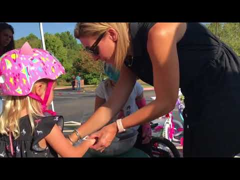 The First School Trike Rally