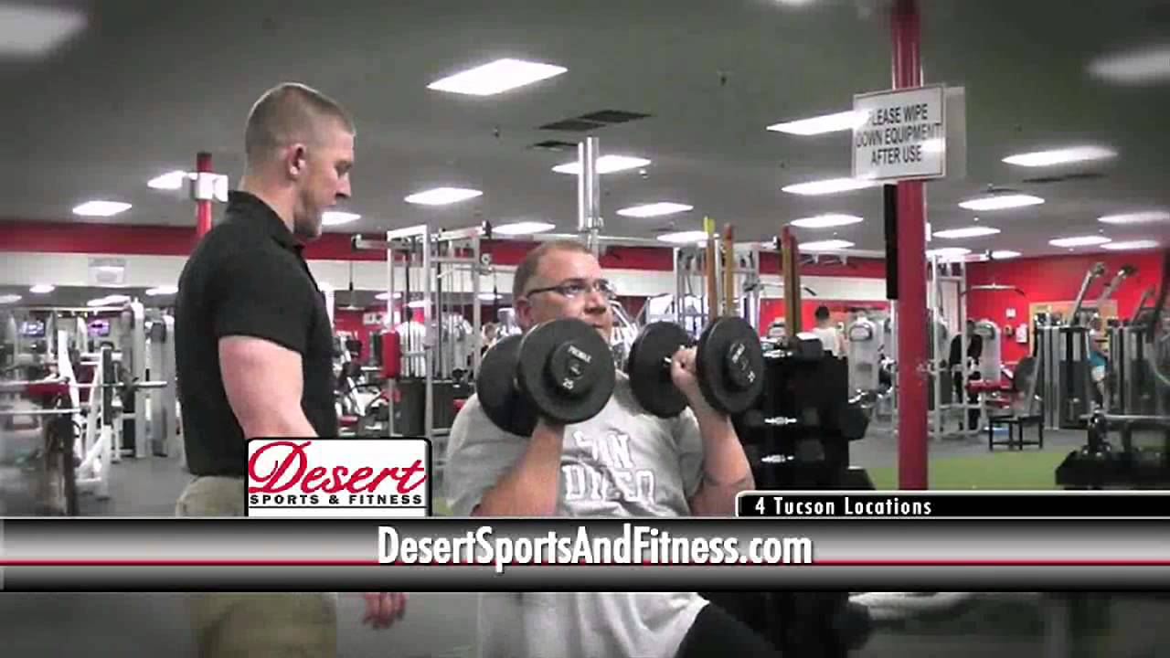 Welcome to Desert Sports & Fitness - YouTube