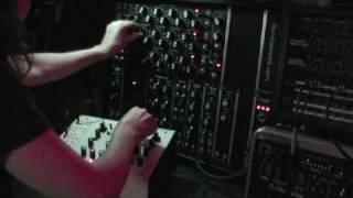 New Tom Oberheim SEM + Dotcom Q119 Sequencer Demo