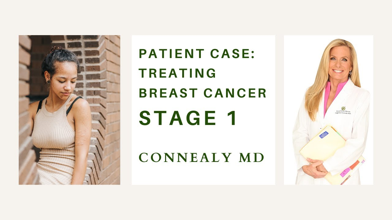Patient Cases: Treating Breast Cancer Stage 1