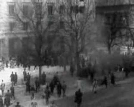 1956 - Hungarian Revolution