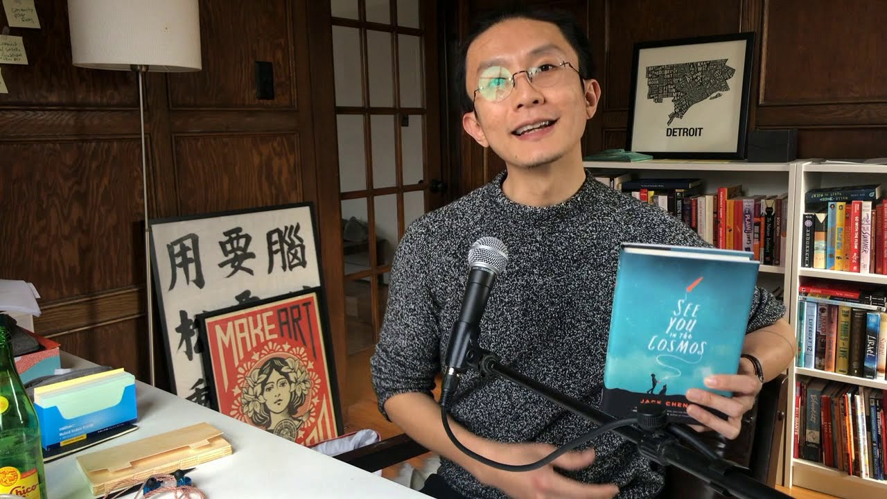 Download A Social Distancing Welcome from Author Jack Cheng