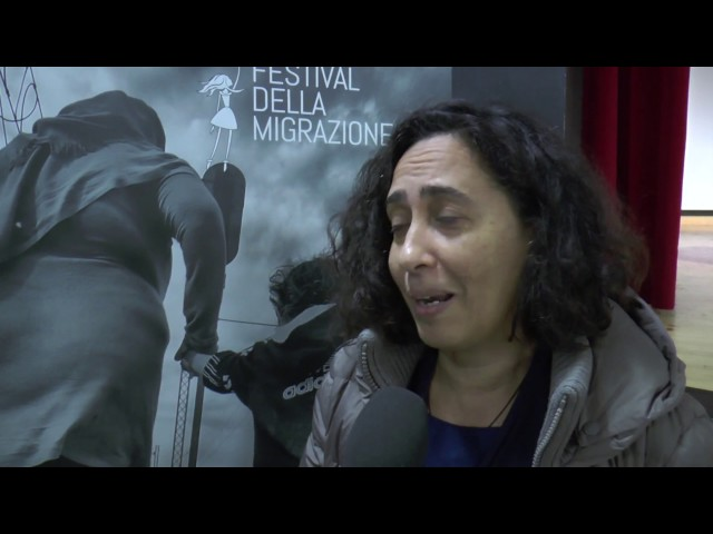 Festival della migrazione 2016 - intervista a Gabriella Ghermandi