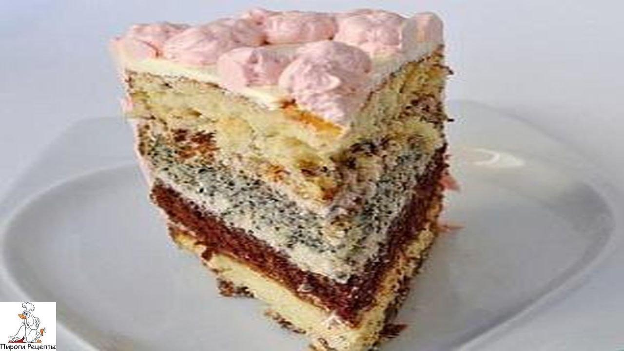 Вкусные домашние торты с фото.Фруктово шоколадный торт ...