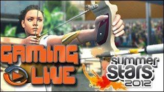 GAMING LIVE PS3 - Summer Stars 2012 - Quelques épreuves et puis c