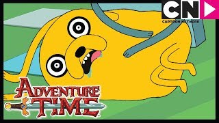 Adventure Time   The Story of the Gut Grinder   Cartoon Network