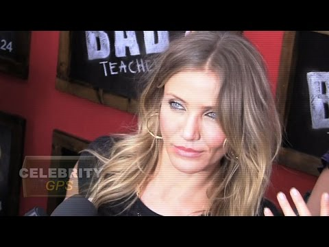 Cameron Diaz and Benji Madden are married - Hollywood TV