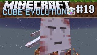 Minecraft Cube Evolution: King Mooshy Mooshy! - Ep 19