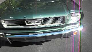 1966 Mustang Coupe for sale by OldTownAutomobile.com in MD