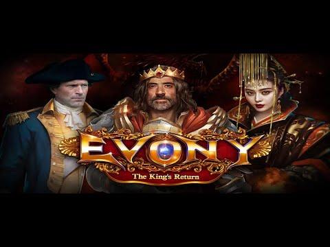 Hướng dẫn nạp game Evony: The King's Return
