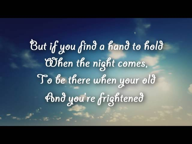 Passenger - 'The One You Love' Lyrics (feat. Kate Miller-Heidke)