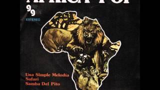 Greg Segura Y Su Orquesta - Safari (Spanish Library Funk 45 Groove)