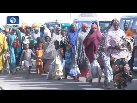 Dateline Abuja: Focus On World Refugees Day Pt. 1