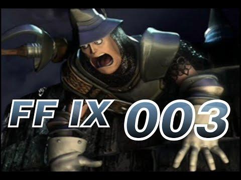 Final Fantasy IX [#003] Flucht aus dem Schloss