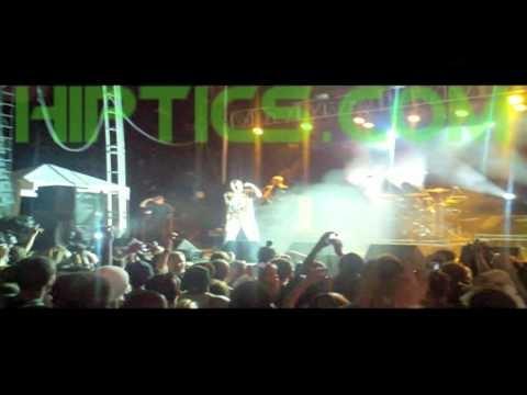 "LUPE FIASCO ""STATE RUN RADIO"" Live @ North Coast Music Festival 2010"