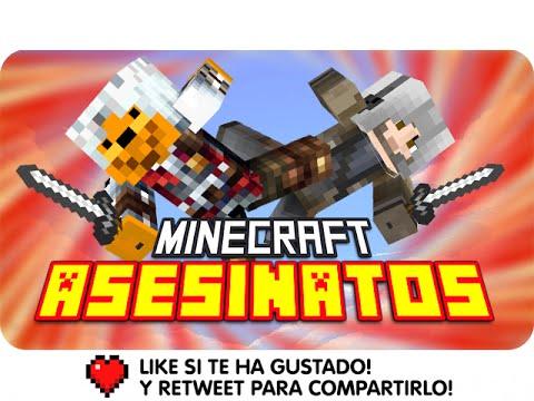 ASESINATOS!! ò_ó | Minecraft Assassination con Gona