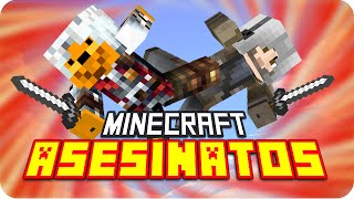 ASESINATOS!! ò_ó | Minecraft Assassination con Gona