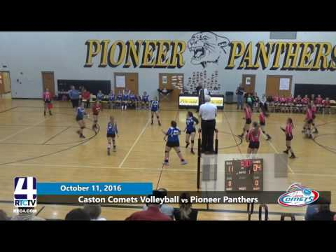 VB Caston vs Pioneer 10 11 16