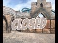 Dueling Dragon Challenge CLOSED! Walls Up!