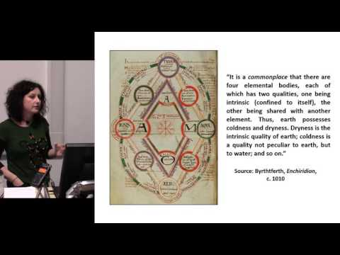 Scientific fields? Medieval peasants, sustainable farming and elemental theory