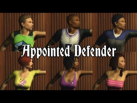 Saints Row 2 - Appointed Defender (All Voices) |