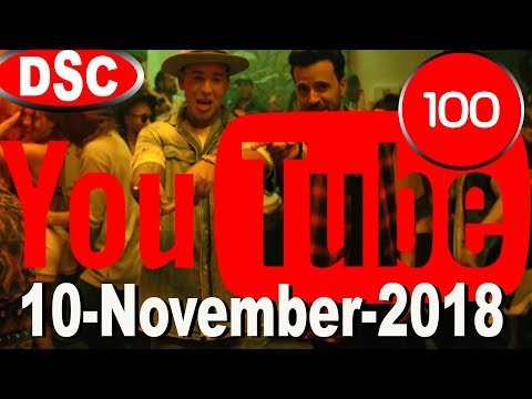 Youtube, Most Viewed 100 Songs Of All Time  10 November 2018 #75