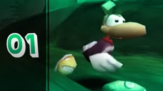 Rayman 2: The Great Escape   Part 1