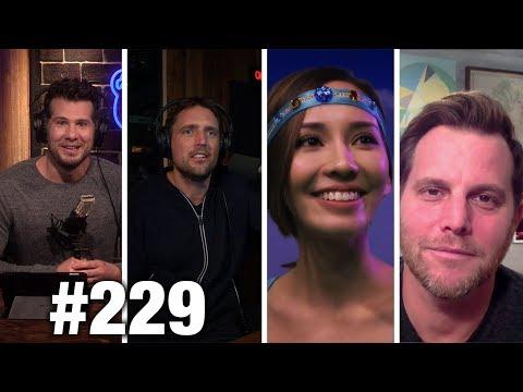 #229 BEN SHAPIRO VS. BERKELEY! Dave Rubin and Roaming Millennial Guest | Louder With Crowder
