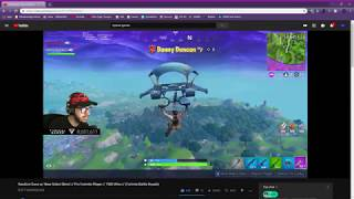 Absolutely Destroying Typical Gamer in Fortnite