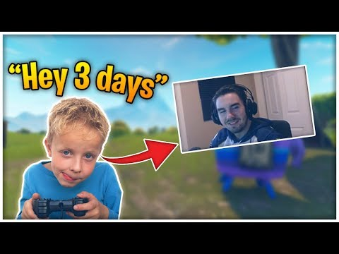 The 2 *FUNNIEST*  Little Kids Ever In Fortnite Battle Royale !!!