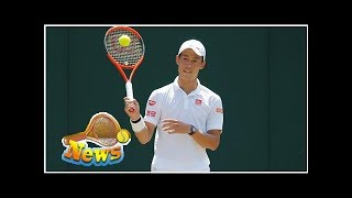 Tennis - nishikori wins comeback match in new york