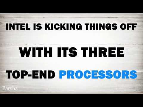 Intel's 9th Generation Core Processor || I9-9900k, I7-9700k & I5-9600k Spec