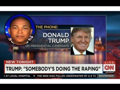 Full Speech: Donald Trump Don Lemon Interview CNN FULL Donald Trump Don Lemon CNN Interview